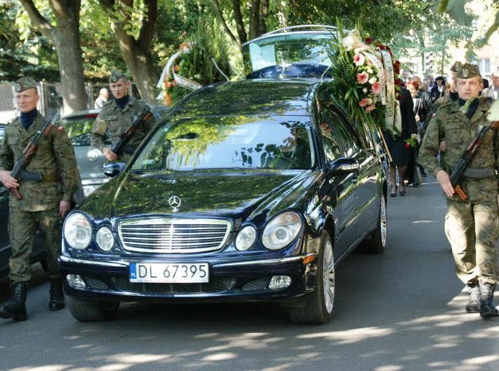 Usługi pogrzebowe GABRIEL